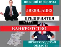 банкротств организации в нижнем новгороде